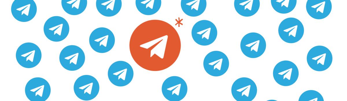 Kuddelmuddel bei Telegram